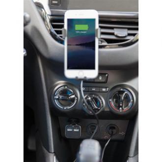 Set incarcator auto wireless 10W