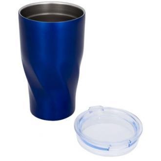 Hugo 470 ml koper vacuüm geïsoleerde drinkbeker