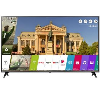 Televizor LED Smart LG, 126 cm, 50UK6300MLB, 4K Ultra HD
