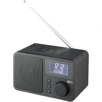 Radio DAB deluxe cu tuner FM