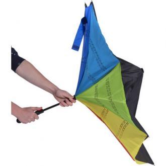 Automatische pongee polyester (190T) paraplu