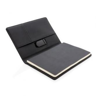 Notebook cu logo luminos