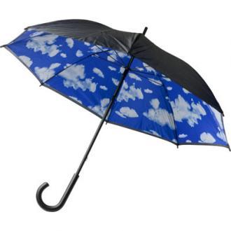 Umbrela cu panza dubla si design interior