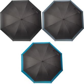 Umbrela ventilata rezistenta la vant