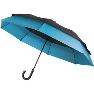 Automatische pongee plastic (190T) paraplu