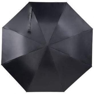 Umbrela automata 21 inchi cu imprimeu interior padure