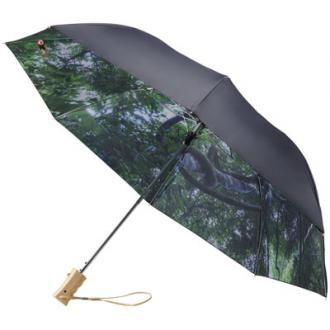 Parapluie ouverture automatique 21 inch 2 sections Forest skies