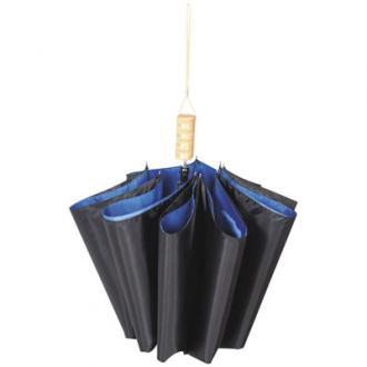 Umbrela automata 21 inchi cu imprimeu interior cer si nori
