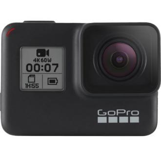 Camera video sport GoPro HERO7, 4K, GPS, Black Edition