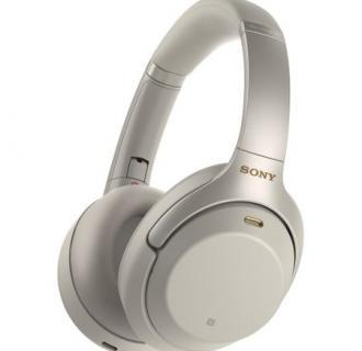 Casti Sony WH-1000XM3S, Noise canceling, Hi-Res, Google Assistant, Wireless, Bluetooth, NFC, LDAC, Argintiu