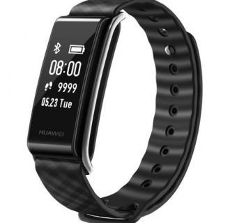 Bratara fitness Huawei Color Band A2, Black