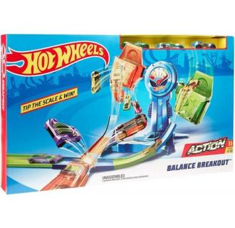 Set de joaca Hot Wheels, Balance Breakout