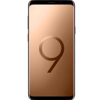 Telefon mobil Samsung Galaxy S9 Plus, Dual SIM, 64GB, 6GB RAM, 4G, Gold