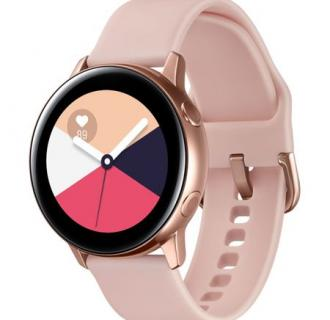 Ceas smartwatch Samsung Galaxy Watch Active, Rose Gold