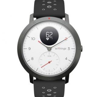 Ceas smartwatch Withings Steel HR Sport 40mm, White