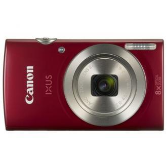 Aparat foto digital Canon IXUS 185, 20MP, Rosu + Geanta