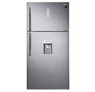 Frigider Samsung RT58K7105SL/EO, 583 l, NoFrost, Dozator de apa, Clasa A++, H 180 cm, Inox