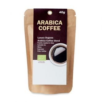 Cafea organica Arabica 40g