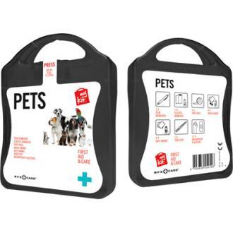Trusa de prim ajutor pentru animalele de companie