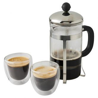 Set presa de cafea franceza