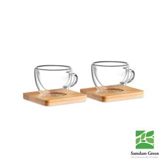 Set 2 cesti espresso