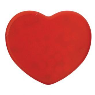 Cutie in forma de inima pentru bomboane