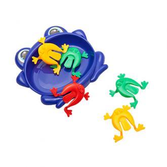 Joc multicolor JUMPING FROG