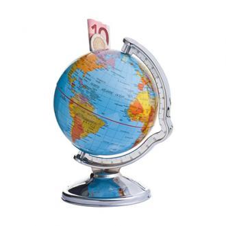 Pusculita in forma de glob