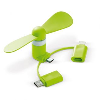Ventilator portabil cu Micro USB
