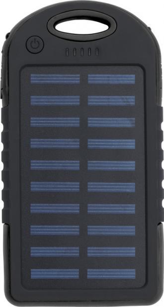ABS powerbank op zonne-energie