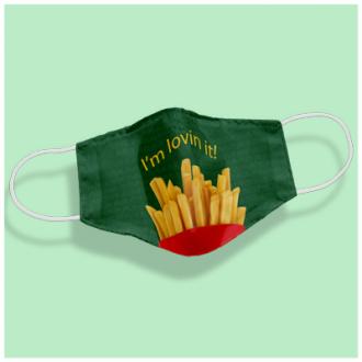 Masti textile reutilizabile 2 straturi micro-polyester si strat material filtrant testat cu proprietati filtrante >99% ADULTI