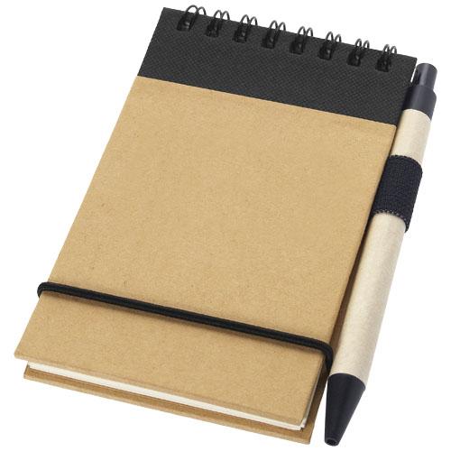 Zurse gerecycled notitieboekje met pen