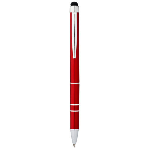 Charleston stylus balpen met zwarte ink