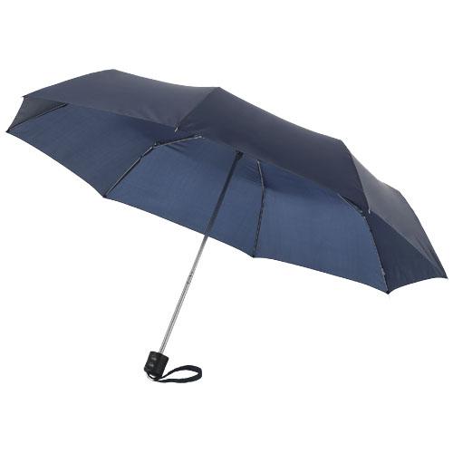 Umbrela automata personalizata in 3 sectiuni