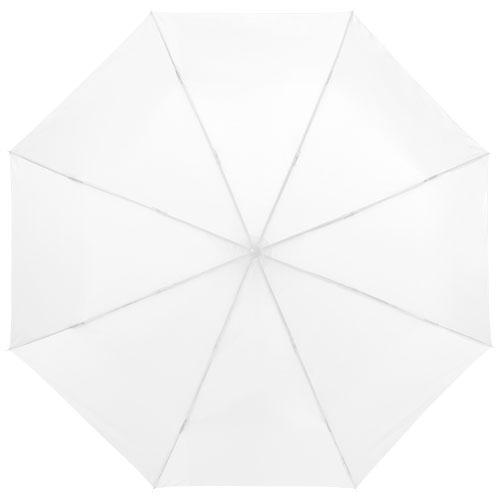 Umbrela in 3 sectiuni personalizata de 21,5