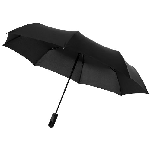 Umbrela personalizata in 3 sectiuni Marksman Traveler 21.5