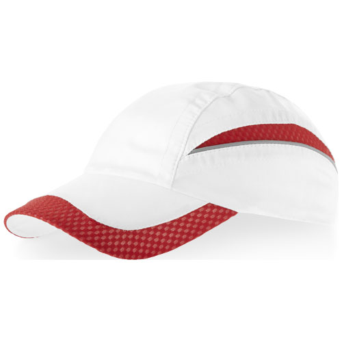 Slazenger Qualifier 6 panel mesh pet