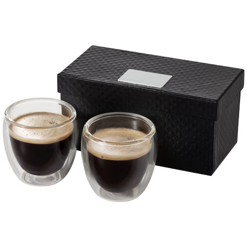 2 delig espressoset