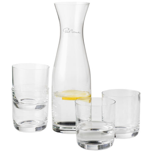 Prestige karaf met 4 glazen