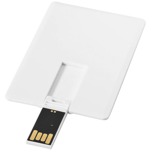 Slim credit card USB, 2GB