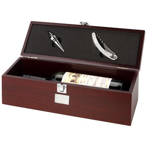Cutie pentru vin cu accesorii