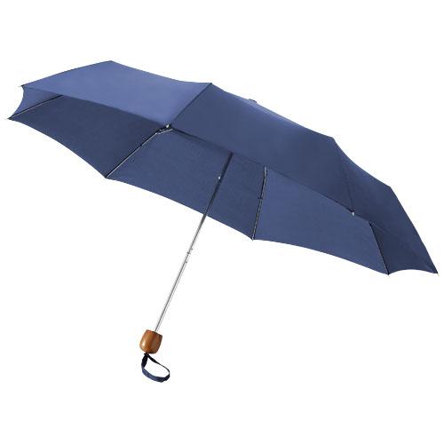 Umbrela de ploaie in 3 sectiuni 21.5