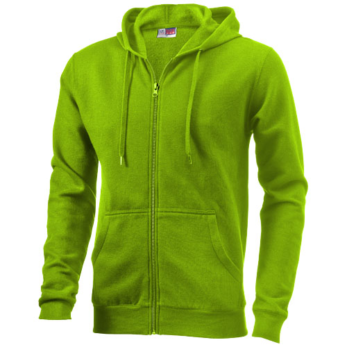 Utah Hooded Full zip sweater