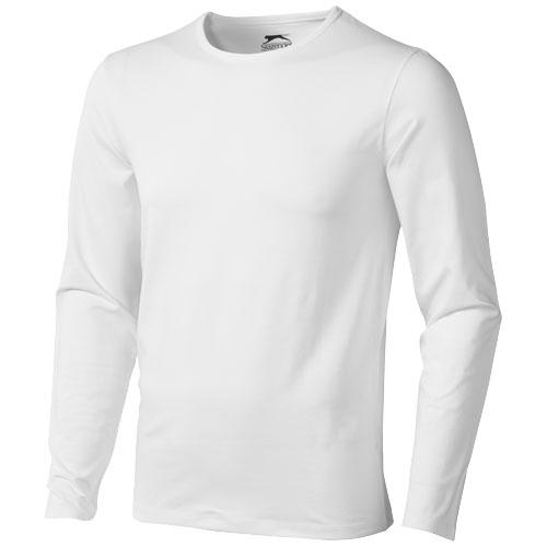 Slazenger Curve heren t-shirt met lange mouwen