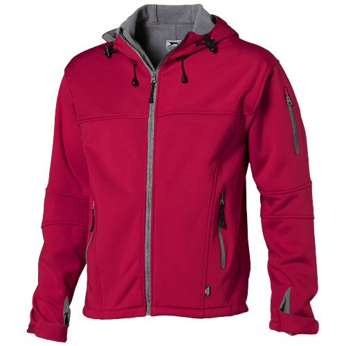 Slazenger Match softshell heren jas
