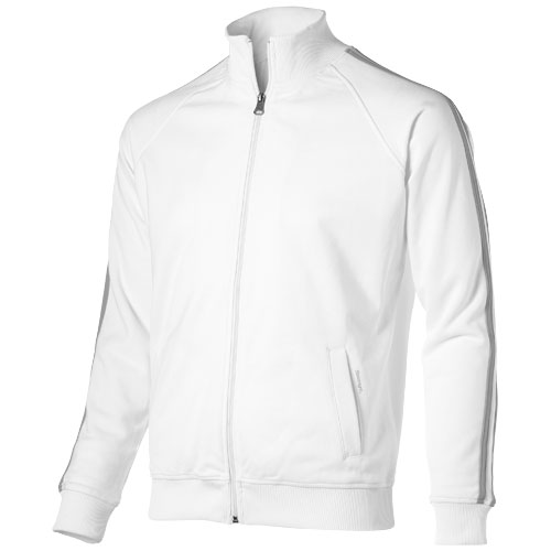 Court full zip sweater