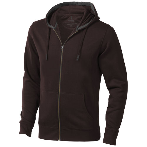 Arora Full zip hooded sweater