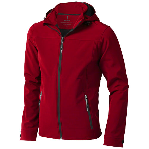 Elevate Langley softshell heren jas