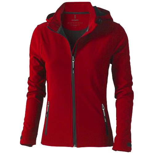 Elevate Langley softshell dames jas