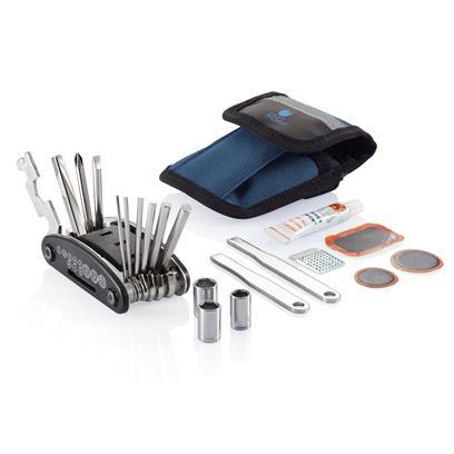 Kit cu instrumente pentru repararea bicicletei